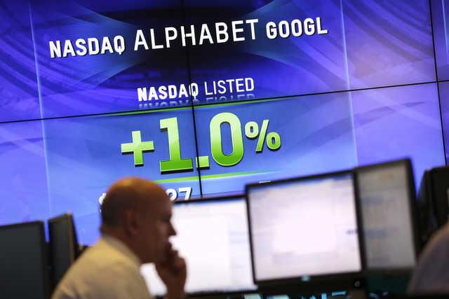 Alphabet profit hit by EU fine on Google