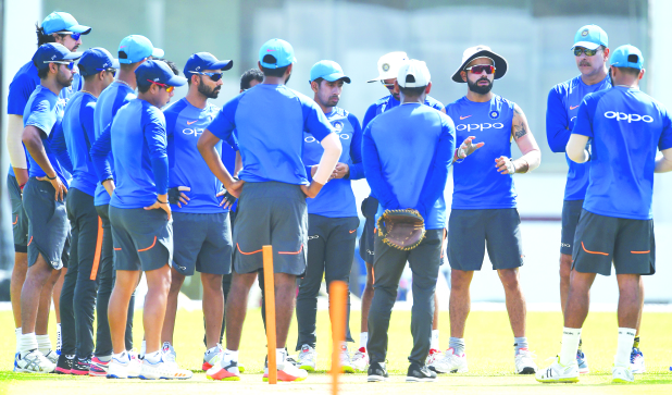 Upbeat India aim to remain on top