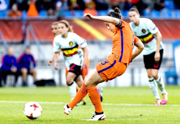 Women's Euro 2017: Netherlands in last eight