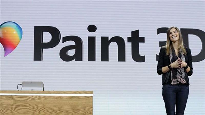 Microsoft Paint brushed aside