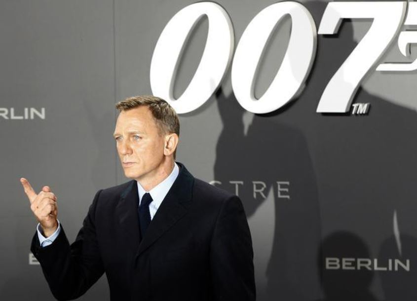 Next James Bond film set for November 2019, no word on 007 star