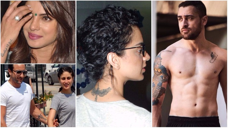 In Pictures: 15 Bollywood stars and their tattoos