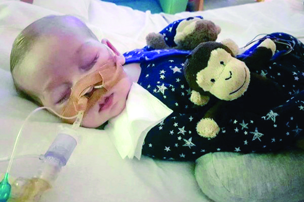 Parents end legal fight as time runs out for 'beautiful' baby