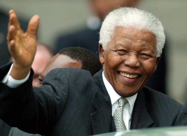Mandela book withdrawn after outrage from widow
