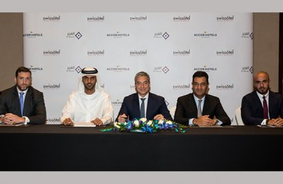 Al Ghurair, AccorHotels to launch Swissôtel in UAE