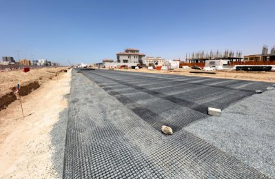 $177m Abu Dhabi infrastructure projects on track