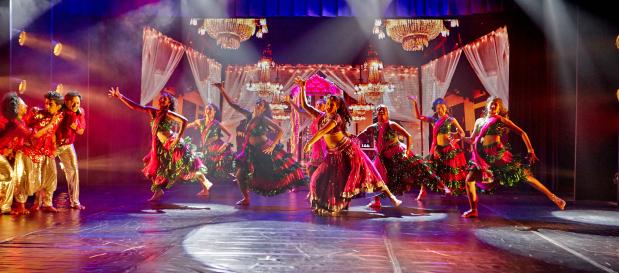 Celebrating Bollywood