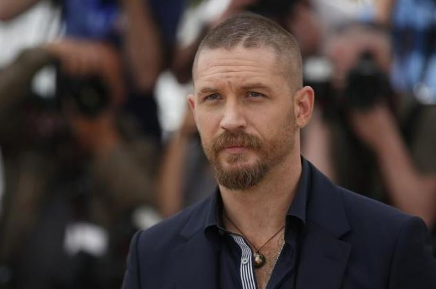 Tom Hardy to star in Bosnian war feature film
