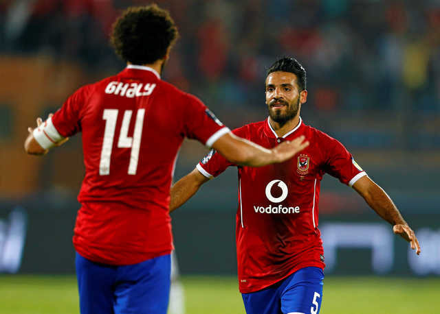 Arab Club Championship: Al Ahly earn first points with 2-0 win over Al-Wahda