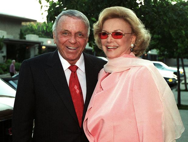 Barbara Sinatra, last wife of Frank Sinatra, dies at 90