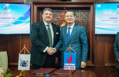 Abu Dhabi group to set up $150m Vietnam petchem JV