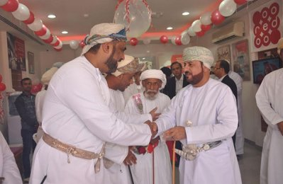 Ooredoo Oman opens 20th franchise store
