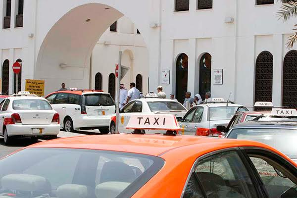 186 illegal taxi drivers arrested in span of four months