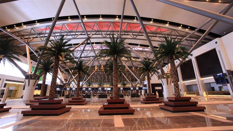 New Muscat Airport terminal nearing completion