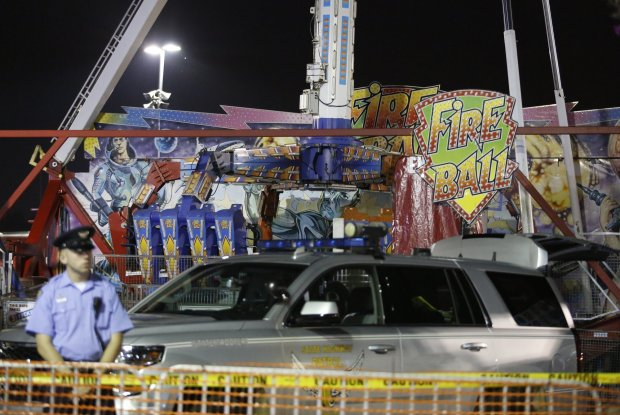Amusement ride accident kills one in US, others injured: media