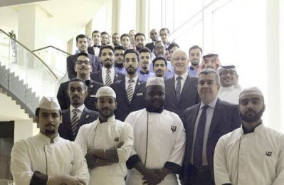 Burj Rafal Hotel Kempinski recruits 25 Saudi nationals