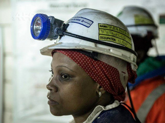 South Africa mine suspends women who refused to strip