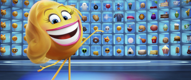 Film Review: 'The Emoji Movie' may be meh, but it's not evil