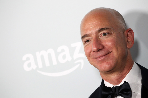 Amazon's Jeff Bezos was briefly the world's richest man