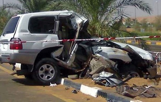 One Emirati killed, two injured in road accident