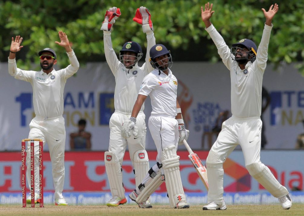 India beat Sri Lanka by 304 runs in Galle