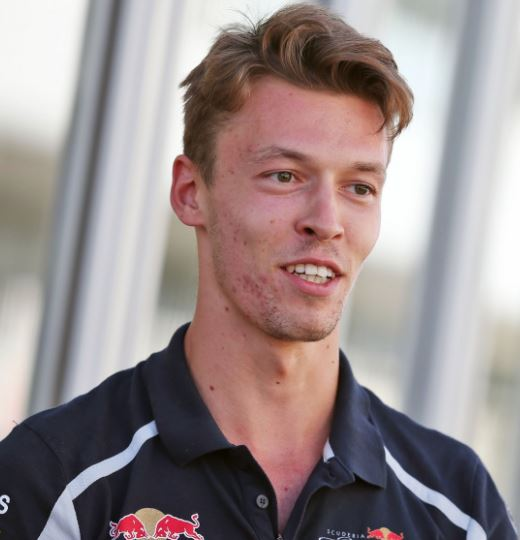 Kvyat moves closer to race ban after three-place grid drop