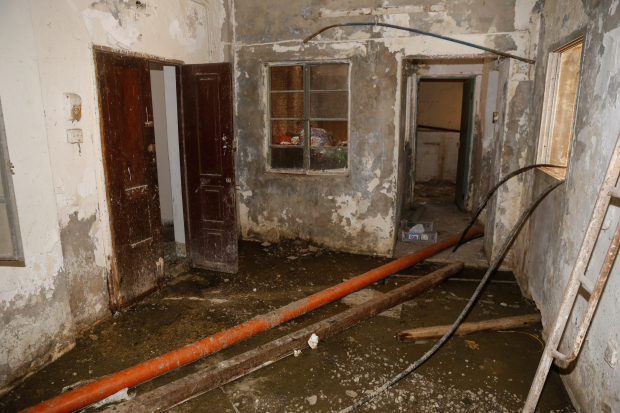 Illegal labour accommodation shock in surprise building check