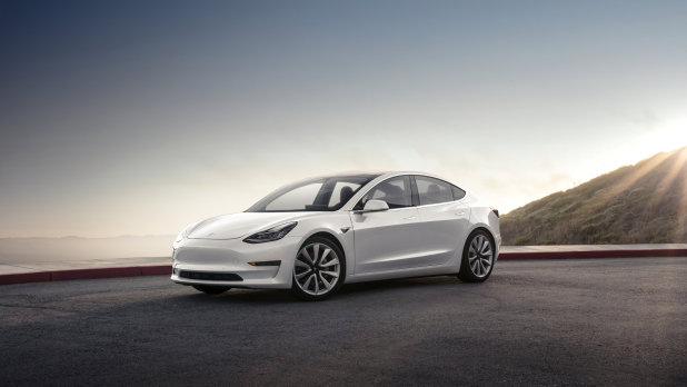 IN PICTURES: What we know about Tesla's new Model 3 sedan