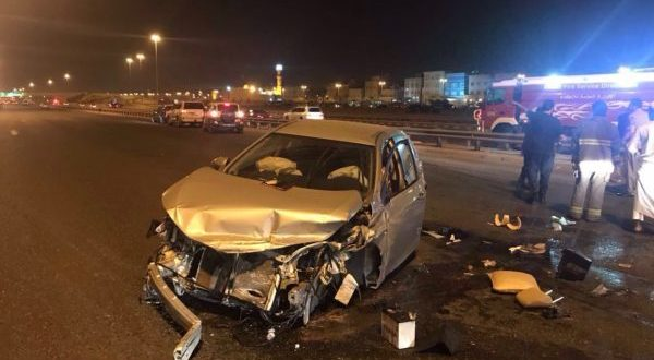 Car accident happens 'every 10 minutes' in Kuwait