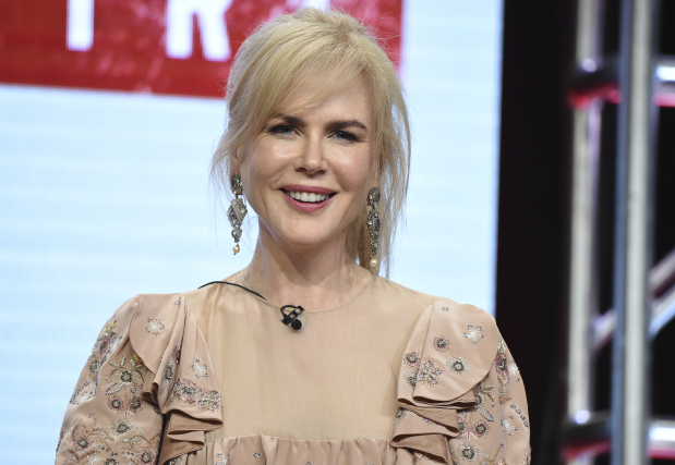 Known for drama chops, Nicole Kidman is eager to do comedy