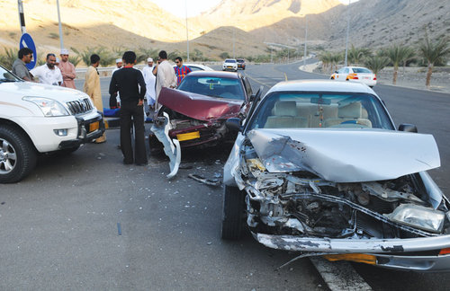 Eight killed in horrific accident in Oman