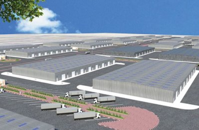 Barwa awards $38m warehouses project deal