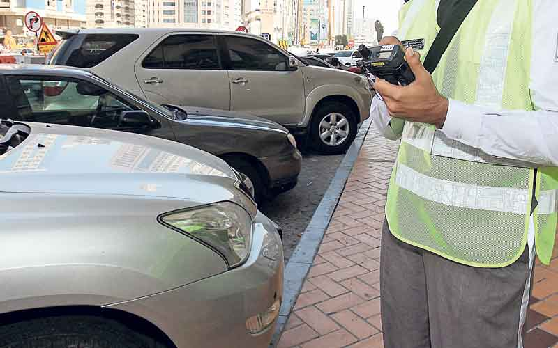 Sharjah driver arrested for failing to pay AED1.1 million in traffic fines