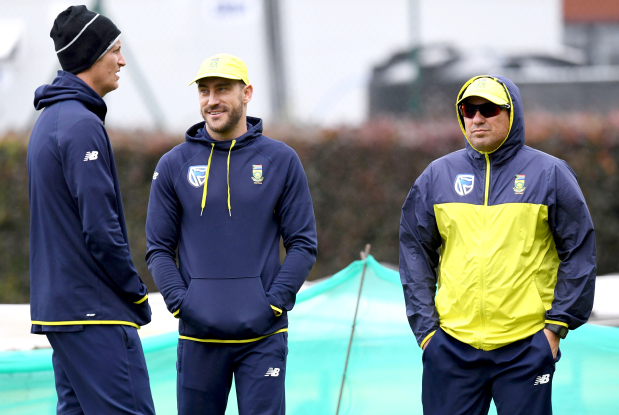 South Africa aim to level series