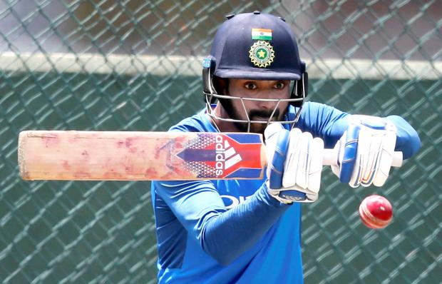 Rahul poised for Test return
