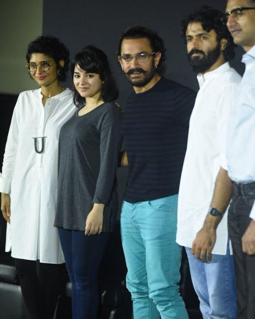 Kiran Rao didn't want Aamir Khan to do 'Secret Superstar'