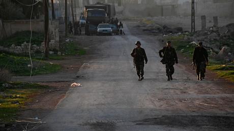 Blast targets Al Qaeda office in Syria, causing casualties