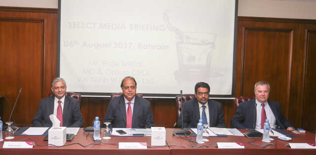 Indian firm eyeing six more Bahrain projects
