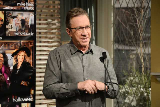 ABC denies axing Tim Allen over Trump support