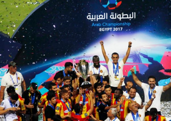 Arab Clubs Championship final ends in chaos