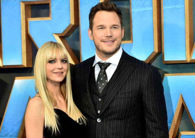 Actors Chris Pratt, Anna Faris announce separation after eight years of marriage