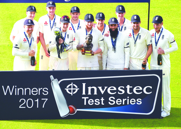 Ali lifts England to series victory against South Africa