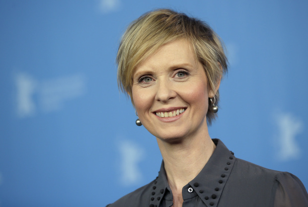 Cynthia Nixon silent on speculation over race for New York governor