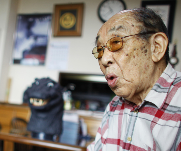 Haruo Nakajima, actor who played original Godzilla, dies