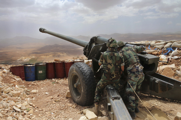 Lebanon's army prepares to clear border area of IS militants