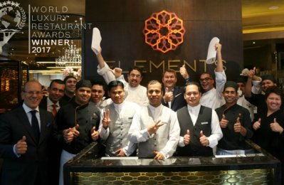 Four Seasons Riyadh restaurant wins top award