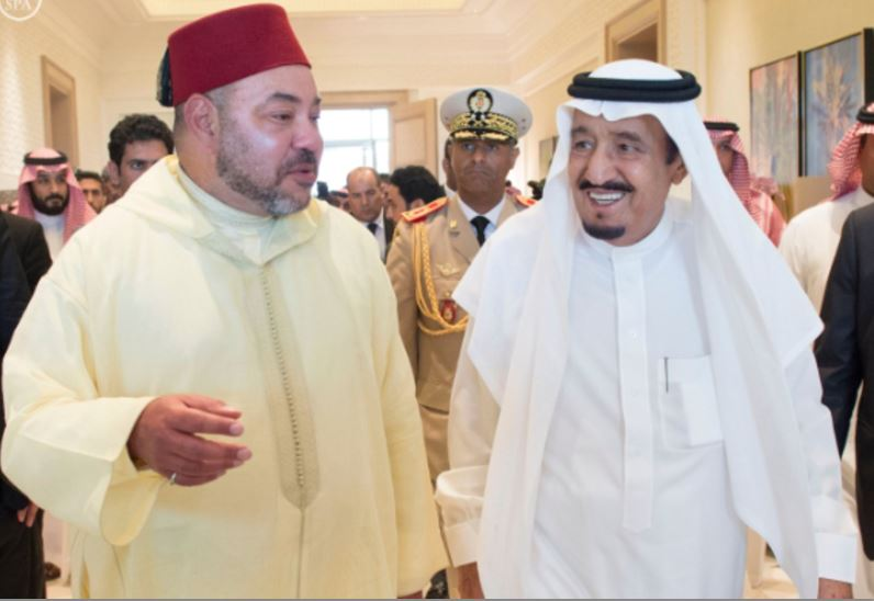 Moroccan King hails Saudi monarch's Haj efforts