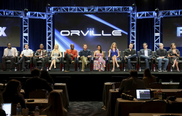 Move over 'Star Trek': there's a new show at the final frontier