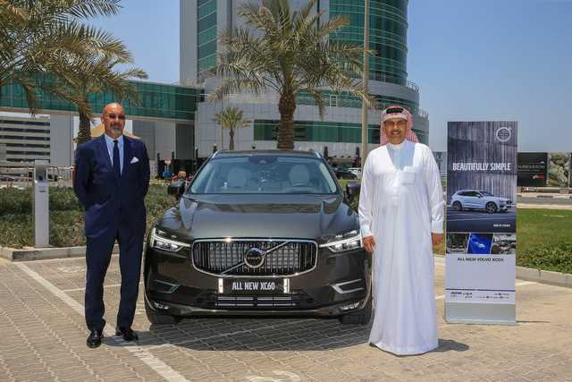 New Volvo SUV launched in Bahrain