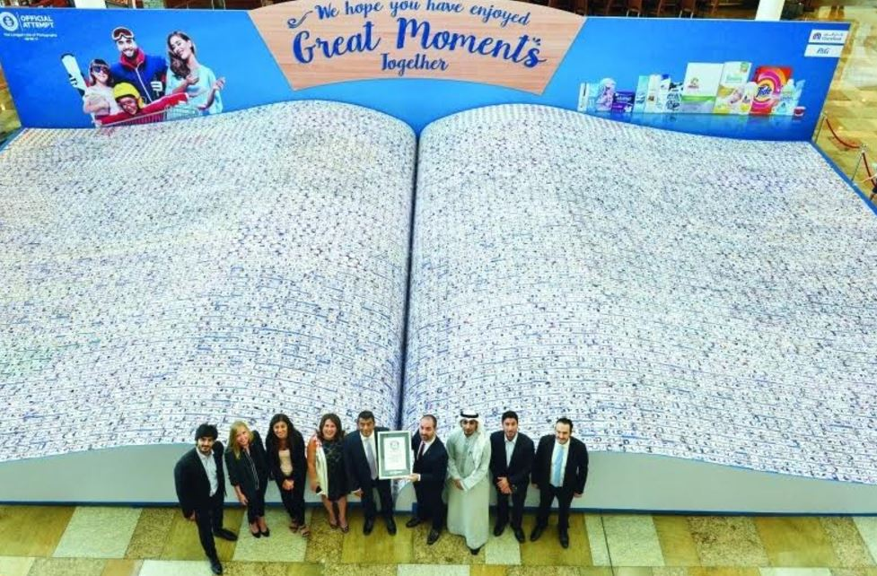 UAE enters Guinness Book for longest photo